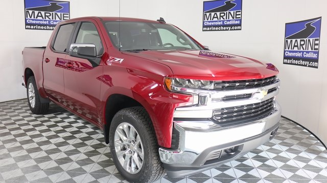 2019 Silverado 1500 Crew Cab 4x4,  Pickup #JT214 - photo 4