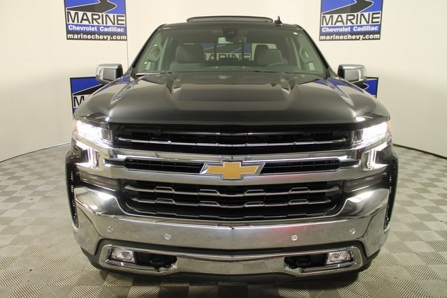 2019 Silverado 1500 Crew Cab 4x4,  Pickup #JT220 - photo 4