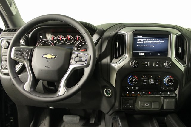 2019 Silverado 1500 Crew Cab 4x4,  Pickup #JT220 - photo 10