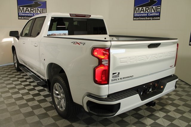 2019 Silverado 1500 Crew Cab 4x4,  Pickup #JT224 - photo 2