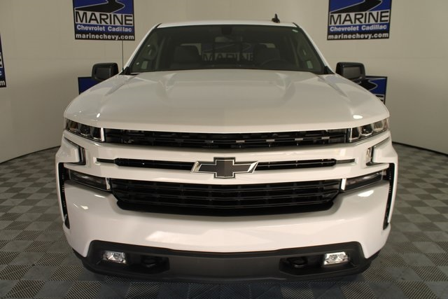 2019 Silverado 1500 Crew Cab 4x4,  Pickup #JT224 - photo 4
