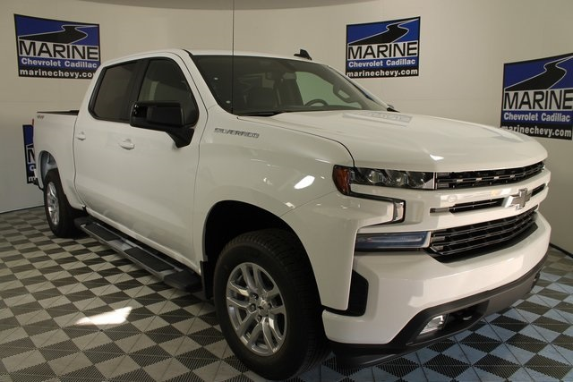 2019 Silverado 1500 Crew Cab 4x4,  Pickup #JT224 - photo 5