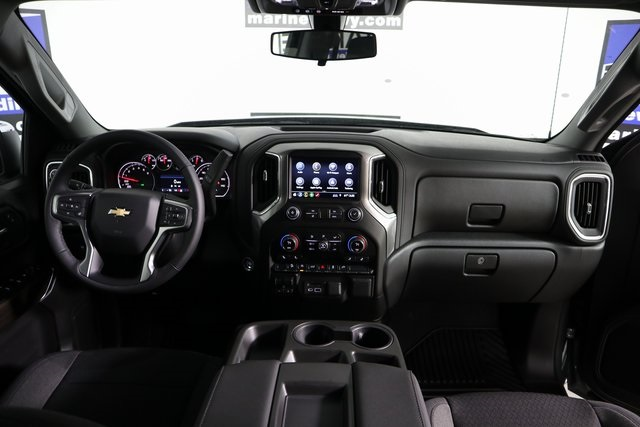 2019 Silverado 1500 Crew Cab 4x4,  Pickup #JT231 - photo 16