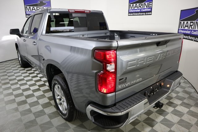 2019 Silverado 1500 Crew Cab 4x4,  Pickup #JT231 - photo 25