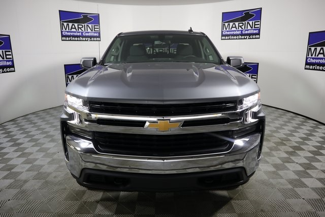 2019 Silverado 1500 Crew Cab 4x4,  Pickup #JT231 - photo 4