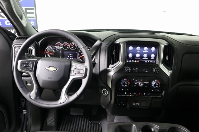 2019 Silverado 1500 Crew Cab 4x4,  Pickup #JT231 - photo 9