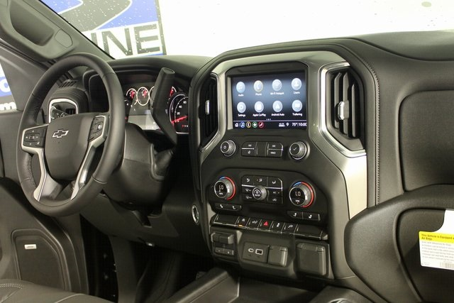 2019 Silverado 1500 Crew Cab 4x4,  Pickup #JT233 - photo 15