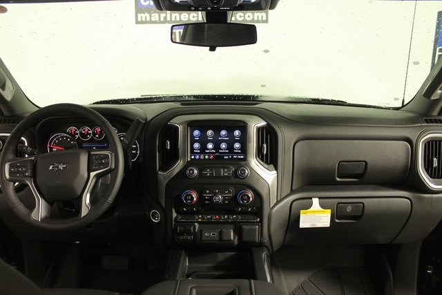 2019 Silverado 1500 Crew Cab 4x4,  Pickup #JT233 - photo 16