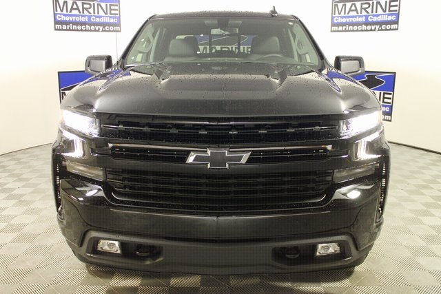 2019 Silverado 1500 Crew Cab 4x4,  Pickup #JT233 - photo 4