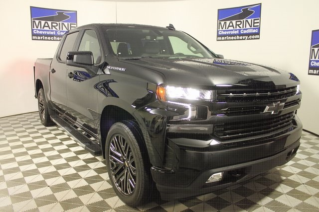 2019 Silverado 1500 Crew Cab 4x4,  Pickup #JT233 - photo 5