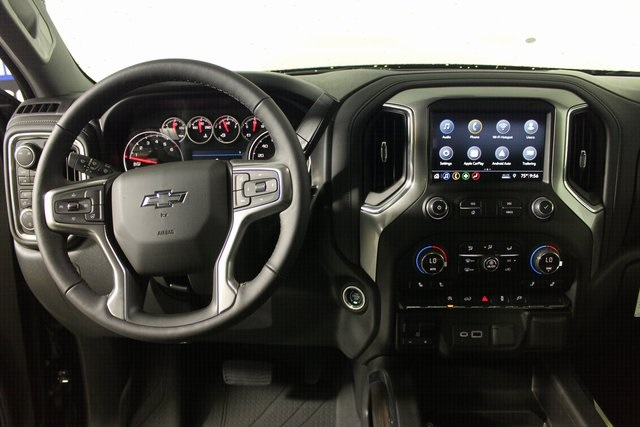 2019 Silverado 1500 Crew Cab 4x4,  Pickup #JT233 - photo 9