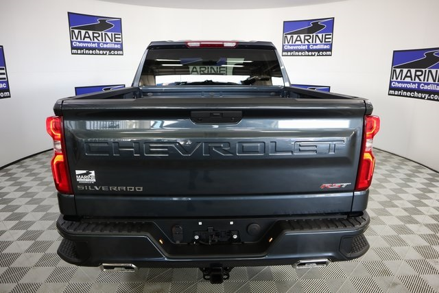 2019 Silverado 1500 Crew Cab 4x4,  Pickup #JT249 - photo 25