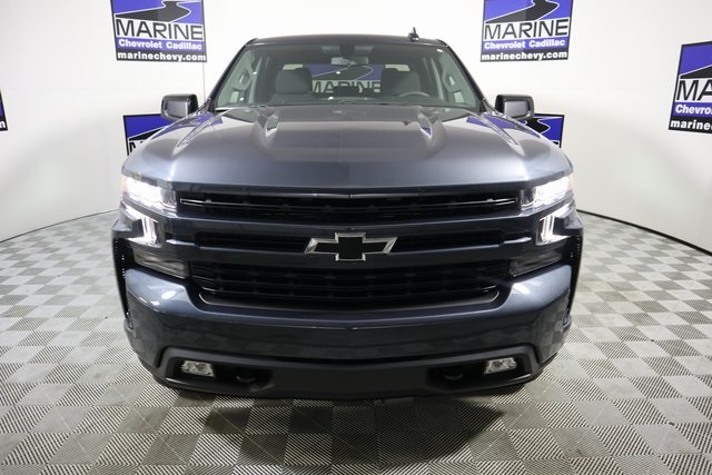 2019 Silverado 1500 Crew Cab 4x4,  Pickup #JT249 - photo 4