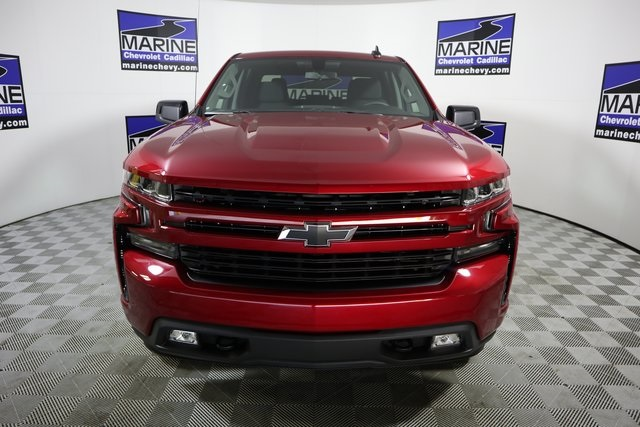 2019 Silverado 1500 Crew Cab 4x4,  Pickup #JT259 - photo 3