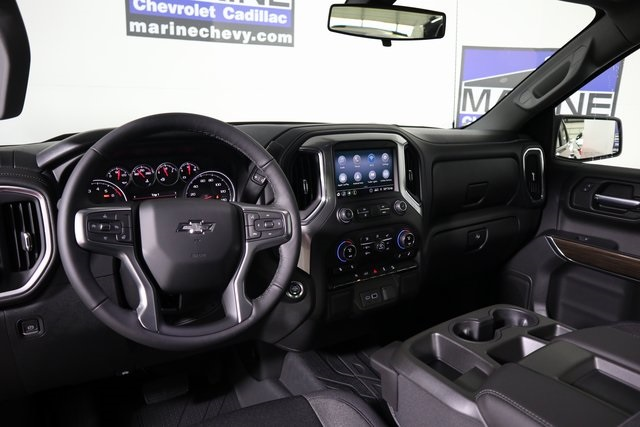 2019 Silverado 1500 Crew Cab 4x4,  Pickup #JT259 - photo 7