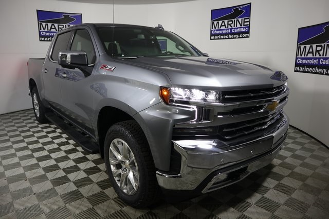2019 Silverado 1500 Crew Cab 4x4,  Pickup #JT329 - photo 5