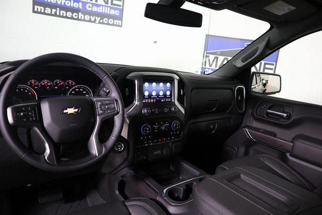 2019 Silverado 1500 Crew Cab 4x4,  Pickup #JT329 - photo 8