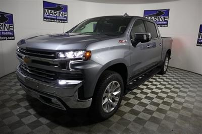 2019 Silverado 1500 Crew Cab 4x4,  Pickup #JT329 - photo 1