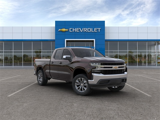 2019 Silverado 1500 Double Cab 4x2 Pickup Stock Jt658