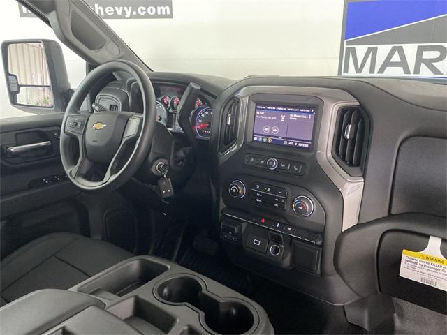 2020 Chevrolet Silverado 2500 Crew Cab 4x2, Knapheide Steel Service Body #KC159 - photo 26