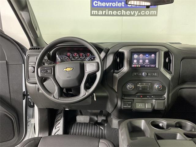 2020 Chevrolet Silverado 2500 Crew Cab 4x2, Knapheide Steel Service Body #KC163 - photo 21