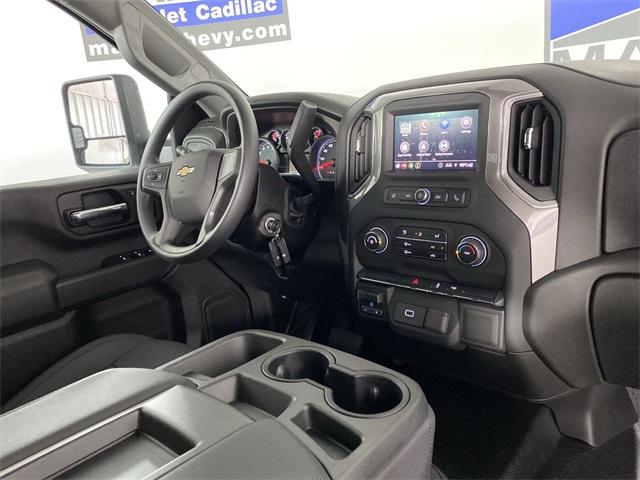 2020 Chevrolet Silverado 2500 Crew Cab 4x2, Knapheide Steel Service Body #KC163 - photo 26