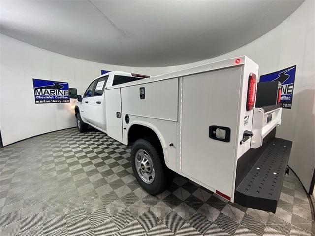 2020 Chevrolet Silverado 2500 Crew Cab 4x2, Knapheide Service Body #KC163 - photo 1