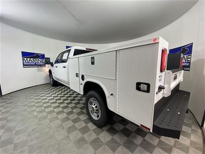 2020 Chevrolet Silverado 2500 Crew Cab 4x2, Knapheide Steel Service Body #KC163 - photo 2