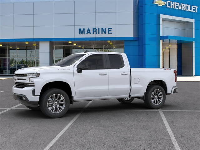 2020 Chevrolet Silverado 1500 Double Cab 4x4, Pickup #KT768 - photo 3