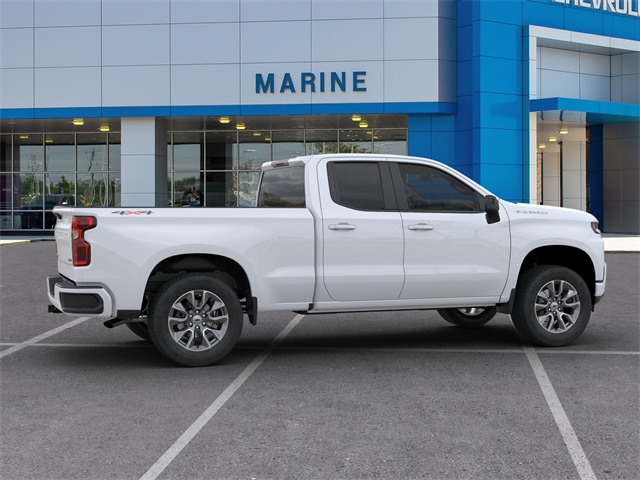 2020 Chevrolet Silverado 1500 Double Cab 4x4, Pickup #KT768 - photo 5