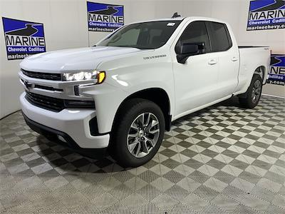 2020 Chevrolet Silverado 1500 Double Cab 4x4, Pickup #KT768 - photo 1