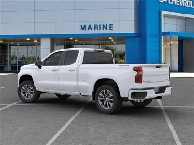 2020 Chevrolet Silverado 1500 Double Cab 4x4, Pickup #KT768 - photo 4