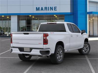 2020 Chevrolet Silverado 1500 Double Cab 4x4, Pickup #KT768 - photo 2