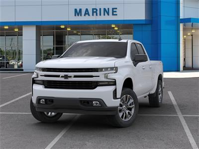 2020 Chevrolet Silverado 1500 Double Cab 4x4, Pickup #KT768 - photo 6