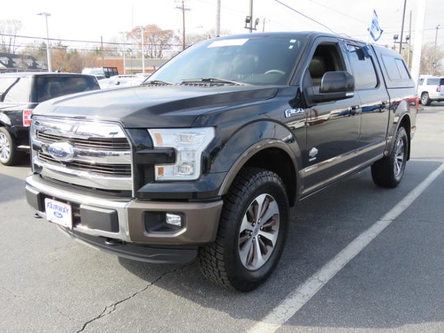 2015 F-150 Super Cab 4x4, Pickup #15191 - photo 4