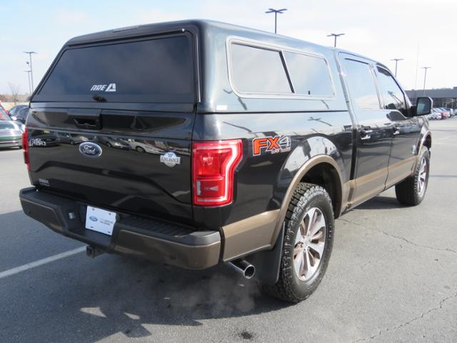 2015 F-150 Super Cab 4x4, Pickup #15191 - photo 2