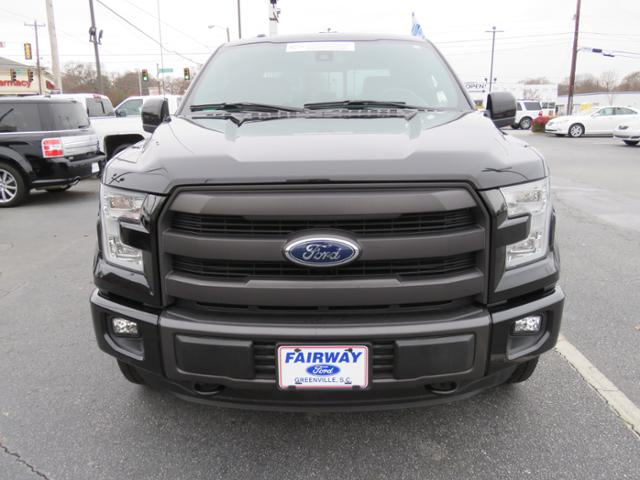 2015 F-150 Super Cab 4x4, Pickup #15194 - photo 3