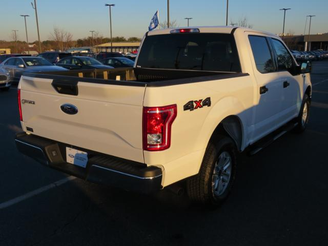 2017 F-150 Crew Cab 4x4, Pickup #15206 - photo 2