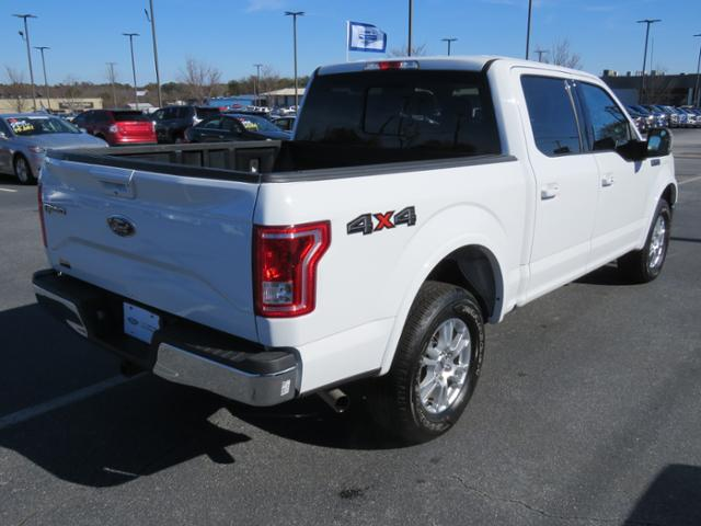 2017 F-150 Crew Cab 4x4, Pickup #15214 - photo 2