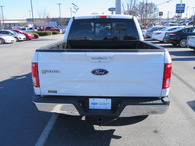 2017 F-150 Crew Cab 4x4, Pickup #15214 - photo 5