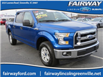 2017 F-150 Crew Cab 4x4, Pickup #15217 - photo 1