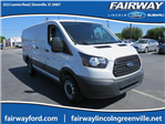 2017 Transit 250 Low Roof 4x2,  Empty Cargo Van #15280 - photo 1