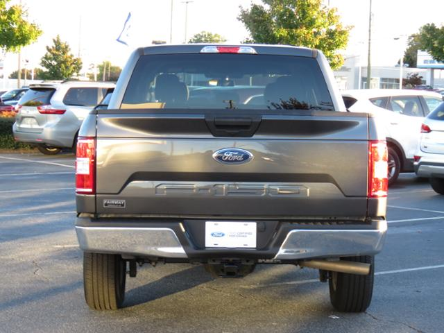 2018 F-150 SuperCrew Cab 4x2,  Pickup #15342 - photo 7