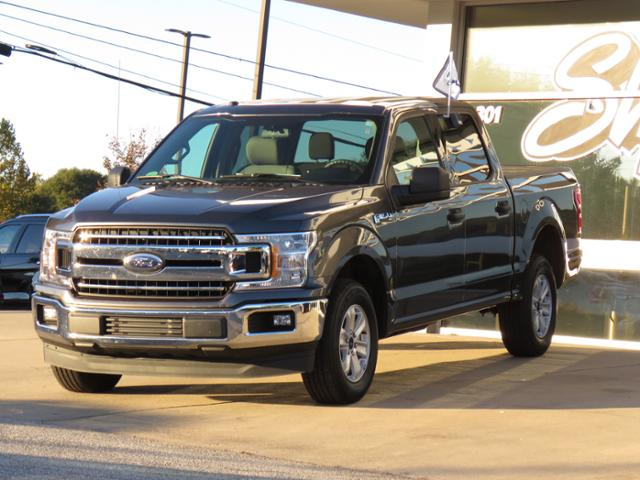 2018 F-150 SuperCrew Cab 4x2,  Pickup #15342 - photo 6