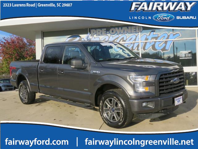 2015 F-150 SuperCrew Cab 4x4,  Pickup #15364 - photo 1