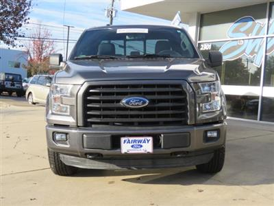 2015 F-150 SuperCrew Cab 4x4,  Pickup #15364 - photo 2