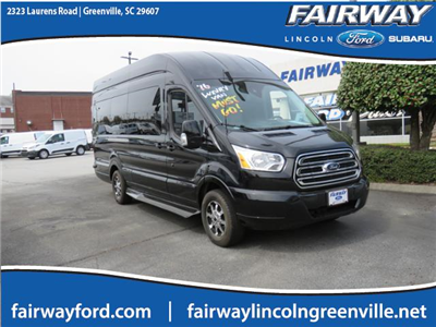 2016 Transit 250 High Roof 4x2,  Passenger Wagon #Q884 - photo 1