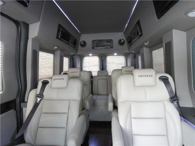 2016 Transit 250 High Roof 4x2,  Passenger Wagon #Q884 - photo 21