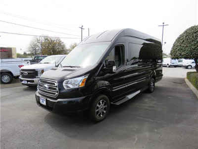 2016 Transit 250 High Roof 4x2,  Passenger Wagon #Q884 - photo 4