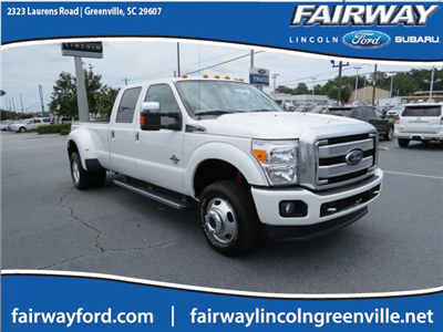 2016 F-350 Crew Cab DRW 4x4 Pickup #R1043A - photo 1